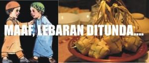 Maaf, Lebaran Ditunda...