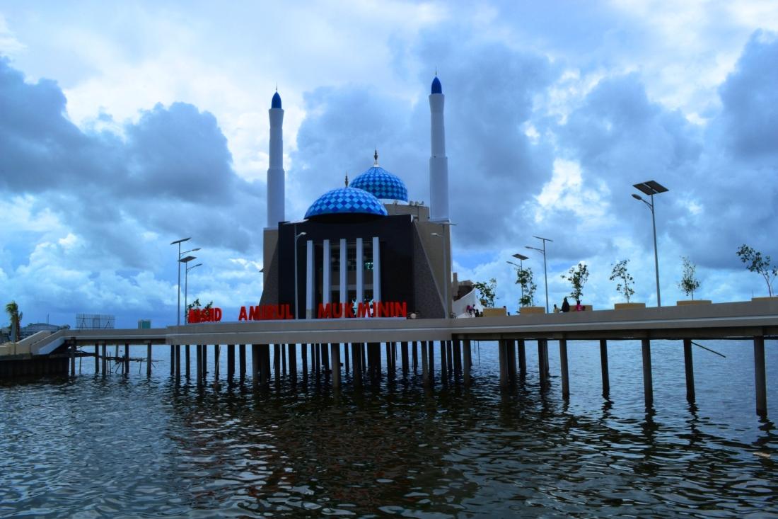 Masjid Amirul Mukminin Makassar