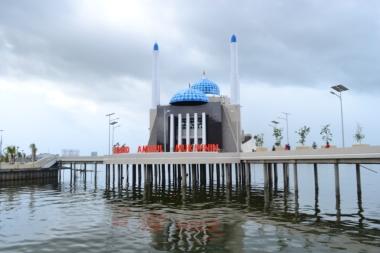 Makassar Masjid Amirul Mukminin