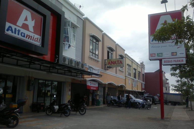 Minimarket di Perumahan Vila Mutiara