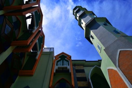 Up Masjid Tower