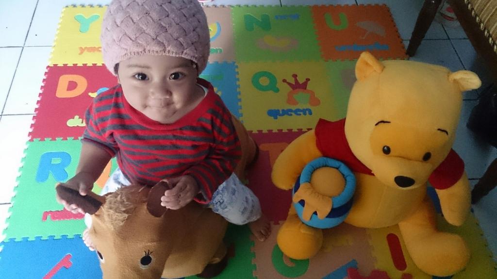 15 bulan Khalila