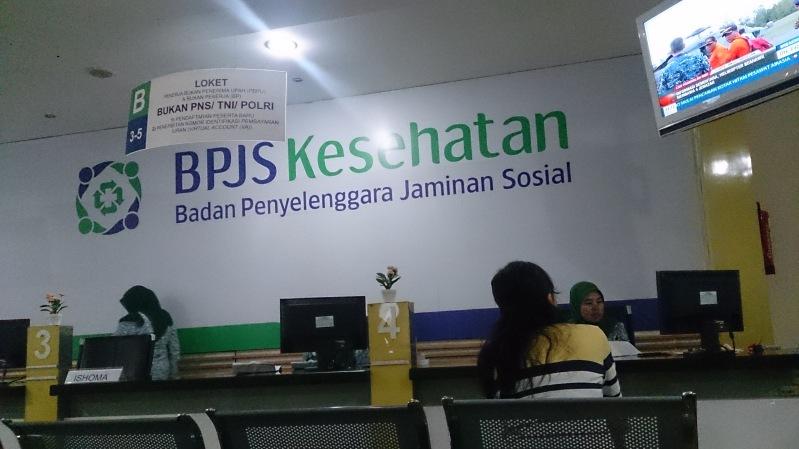 antrian BPJS Kesehatan